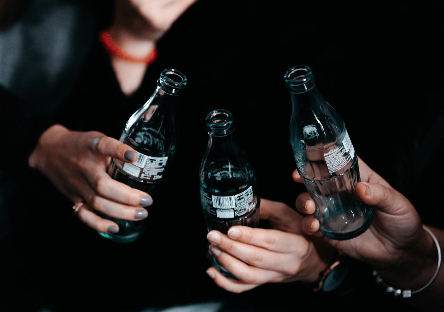 Bora_Mulheres_Coca_Cola_Impact_Hub_Bottles